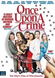 Poster Once Upon a Crime 1992