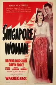Singapore Woman 1941