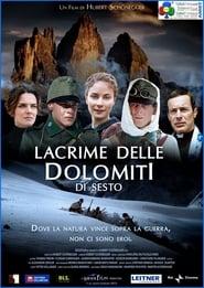 Tränen der Sextner Dolomiten Poster