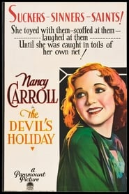 Poster del film The Devil's Holiday
