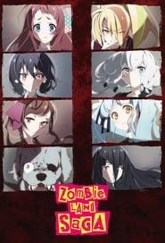Poster Zombie Land Saga 2021