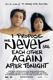 I Propose We Never See Each Other Again After Tonight (2020) Watch Online Free