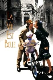 Poster La Vie est belle 1997