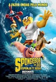 SpongeBob: Esponja Fora de Água
