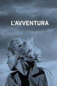 Poster L'Avventura 1960