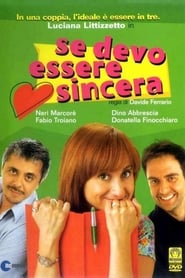 Poster Se devo essere sincera 2004