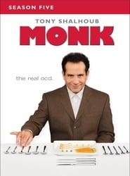 Monk: Um Detetive Diferente: Season 5