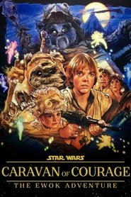 Poster The Ewok Adventure 1984