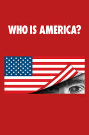 Poster Who Is America? 2018