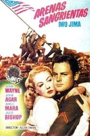 Arenas de Iwo Jima (1949)