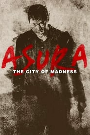 Poster Asura: The City of Madness 2016