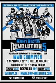 GWF Women's Wrestling Revolution 5