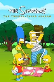 The Simpsons - Season 22 Episode 8 : The Fight Before Christmas Season 23