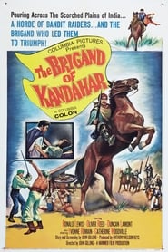 Poster The Brigand of Kandahar 1965