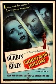 Poster Christmas Holiday 1944