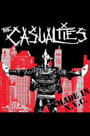 Poster The Casualties: Made In N.Y.C. 2007