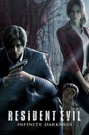 Resident Evil: Infinite Darkness - MiniSeason (2021) poster
