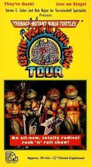 Teenage Mutant Ninja Turtles: Getting Down In Your Town 1992