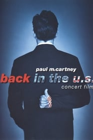 Paul McCartney: Back in the U.S. (2002)