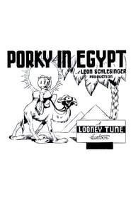 Porky in Egypt