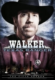 Walker, Texas Ranger - Season 5 poster