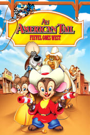 An American Tail: Fievel Goes West (1991), film animat online DUBLAT în Română