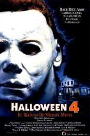 Halloween 4 El Regreso de Michael Myers Pelicula Completa HD 1080p [MEGA] [LATINO] 1988