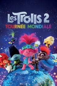 Poster Les Trolls 2: Tournée mondiale 2020