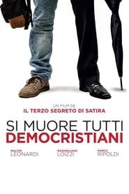 Poster Si muore tutti democristiani