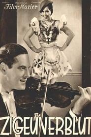 Zigeunerblut 1934