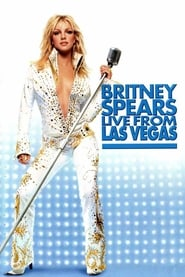 Poster Britney Spears: Live from Las Vegas 2001