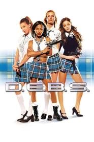 Poster D.E.B.S. 2004