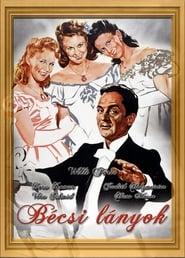 Poster Vienna Girls 1949