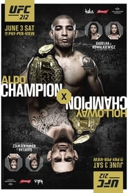 UFC 212: Aldo vs. Holloway 2017