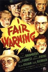Fair Warning swesub stream