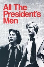 Poster All the President's Men 1976