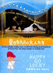 Happy Go Lucky plakat
