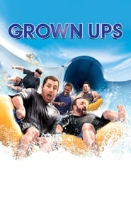Poster for Grown Ups