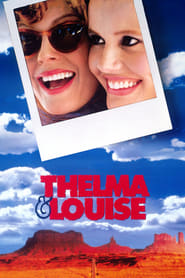 Poster for Thelma & Louise
