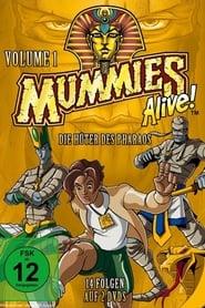As Múmias Vivas Dublado