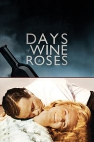 Poster Days of Wine and Roses 1962