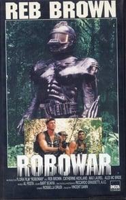 Affiche de Film Robowar
