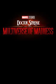 Poster Doctor Strange in the Multiverse of Madness 2022