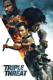 Nonton Triple Threat (2019) Bluray 1080p Subtitle Indonesia Idanime