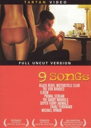 9 Songs 2004 Poster