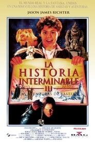 Kevin McNulty Poster La historia interminable III: Las aventuras de Bastian