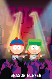 South Park - Season 21 Episode 4 : Franchise Prequel Season 11