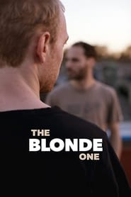 Poster The Blonde One 2020