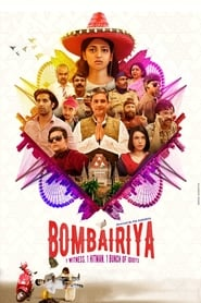 Bombairiya 2019 Hindi Movie WebRip 300mb 480p 900mb 720p