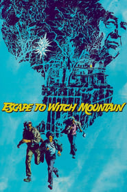 DVD cover image for Escape to Witch Mountain 2 movie collection